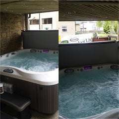 Hot Tub Installation for Darley