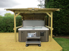 Hot Tub Installation for Featherstone
