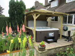 Hot Tub Installation for Follan