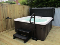 Hot Tub Installation for Harris