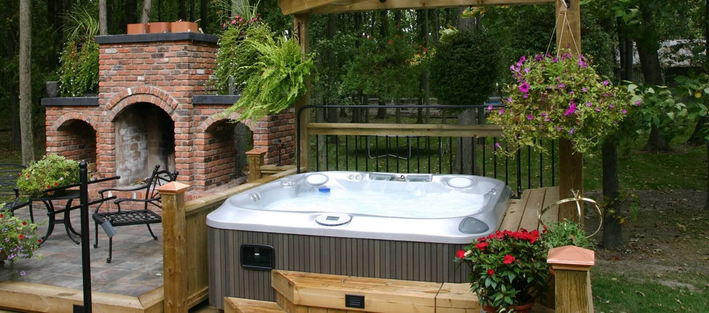 Hot Tub Electrical Installation Guidelines Outdoor Living