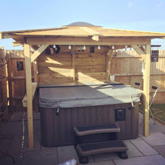 Hot Tub Installation for Hudson