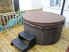 Hot Tub Installation for Mr Martinson