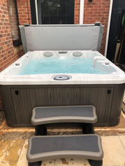 Hot Tub Installation for Hind