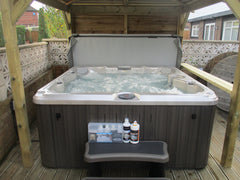 Hot Tub Installation for Fox