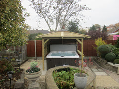 Hot Tub Installation for Jessop