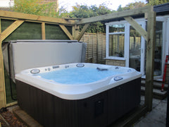 Hot Tub Installation for Holmes