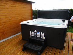 Hot Tub Installation for Embley