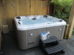 Hot Tub Installation for Swales