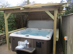 Hot Tub Installation for Butterworth