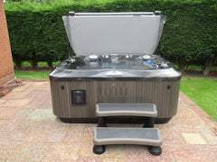 Hot Tub Installation for Tait