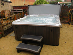 Hot Tub Installation for Starkie