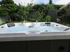 Hot Tub Installation for Burgess Appleton