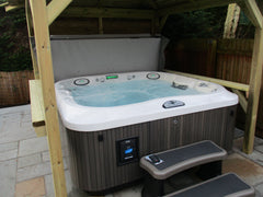 Hot Tub Installation for Wortley
