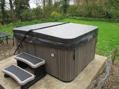 Hot Tub Installation for Sargent