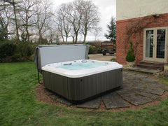 Hot Tub Installation for ONeill