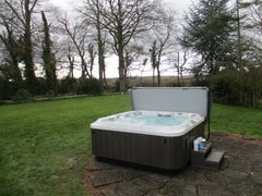 Hot Tub Installation for ONeil