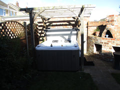 Hot Tub Installation for Chris
