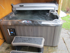 Hot Tub Installation for Hartley