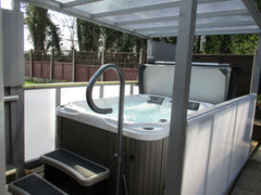 Hot Tub Installation for Barnett