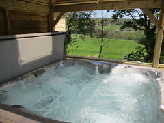 Hot Tub Installation for Eyers