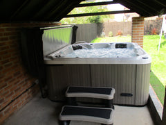 Hot Tub Installation for Shepherd