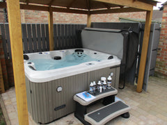 Hot Tub Installation for Hepworth