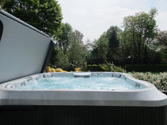 Hot Tub Installation for cutler