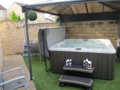 Hot Tub Installation for Briscoe