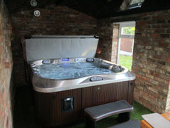Hot Tub Installation for Breisford
