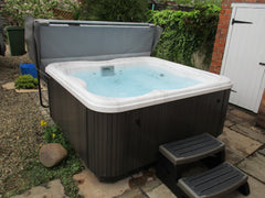 Hot Tub Installation for Langham