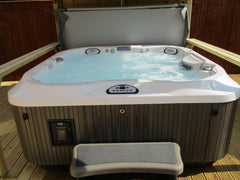 Hot Tub Installation for Beswick