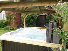 Hot Tub Installation for martin