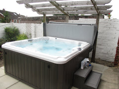 Hot Tub Installation for clark