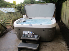Hot Tub Installation for Nutall