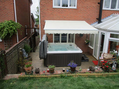 Hot Tub Installation for fairhurst