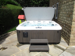 Hot Tub Installation for OS