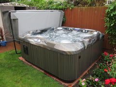 Hot Tub Installation for pickstone