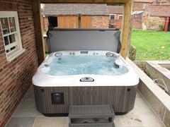 Hot Tub Installation for grimbleby