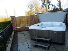 Hot Tub Installation for Smahon