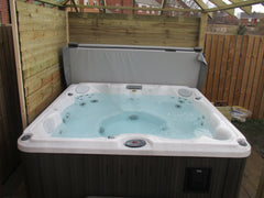 Hot Tub Installation for Davina Pickles