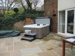 Hot Tub Installation for Lumb