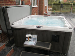 Hot Tub Installation for Kemp