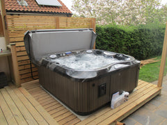 Hot Tub Installation for Greenfield