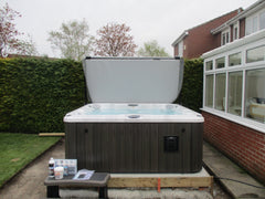 Hot Tub Installation for Marshall