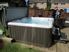 Hot Tub Installation for Hardwick