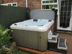 Hot Tub Installation for Curtis