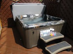 Hot Tub Installation for Marris