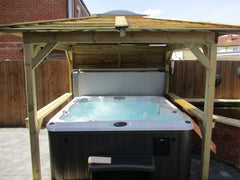 Hot Tub Installation for Ayers