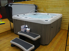 Hot Tub Installation for Mills